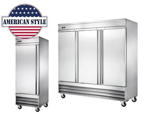 Tiefkühlschränke - Kühlschränke / Tiefkühlschränke - Kühlung