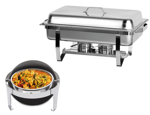 CDY11R with roll cover Chafing Dish GN 1//1