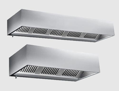 Afzuigkappen Inbouw Ventilatie Keukenuitrusting