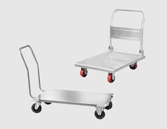Mobili in acciaio inox - Dotazione / apparecchi da cucina - Mensa ...