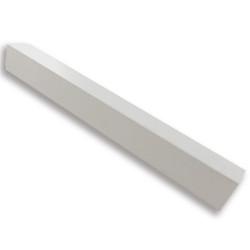 CALGARY L- Wandwinkel | Weiß | 24x24x3000mm | Wandprofil | Mineral Faser Akustik Decken Raster Platten