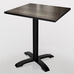 Ggm Möbel International Premium Barcelona Tischsäule Schwarz