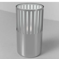 Lampion - kominek stołowy - Ø 7 cm - wysokość: 12,2 cm