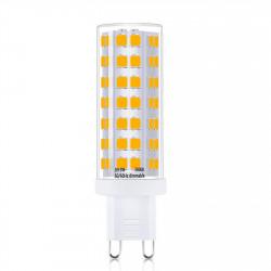 LED Leuchtmittel Stiftsockel + Dimmbar | A+ | 5W | G9 | 3000K | 220V | Warmweiß | Stiftsockellampe Lampe Leuchte