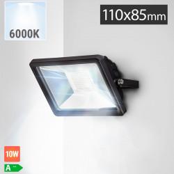 LED Fluter 10W | 6000K | Kaltweiß  | Flutlicht Flutlichtstrahler Aussenstrahler Aussenscheinwerfer Aussenfluter