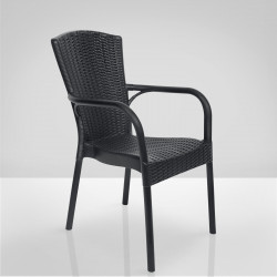 Ggm Möbel International Serie Cinja Terrassen Stühle Rattan