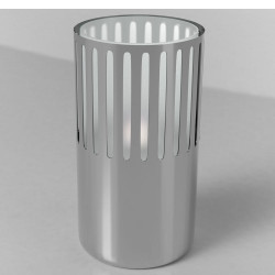 Vatră de foc pentru masă - șemineu pentru masă - Ø 7 cm - Înălțime: 12,2 cm