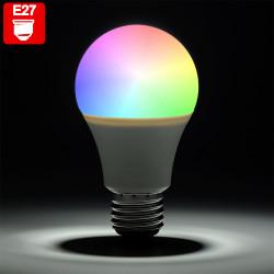PIA RGB LED   Leuchtmittel   Glühbirne   E27   Farbwechsel   Fernbedienung   Glühlampe Birne Lampe