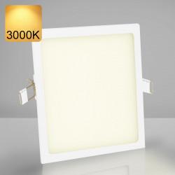 EMPIRE   Einbau LED Panel   300x300mm   24W   3000K   Warm Weiß   Quadrat Spot Strahler Leuchte Lampe