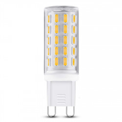 LED Leuchtmittel Stiftsockel | A+ | 8W | G9 | 3000K | 220V | Warmweiß | Stiftsockellampe Lampe Leuchte
