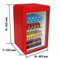 Grau 530 x 550 mm Tragrost für Kühl-// /& Tiefkühlschrank